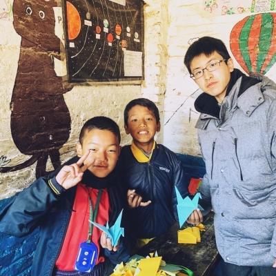 ネパールでチャイルドケア&地域奉仕活動 桑沢拓徒